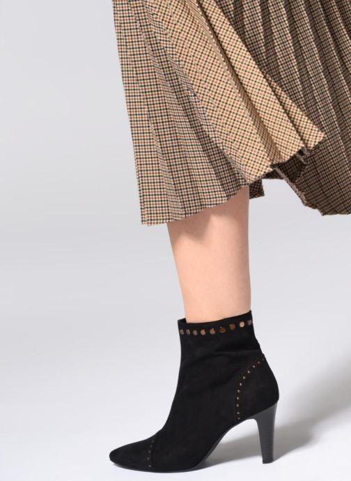 Bottines et boots Tamaris 25049 Noir vue bas / vue portée sac