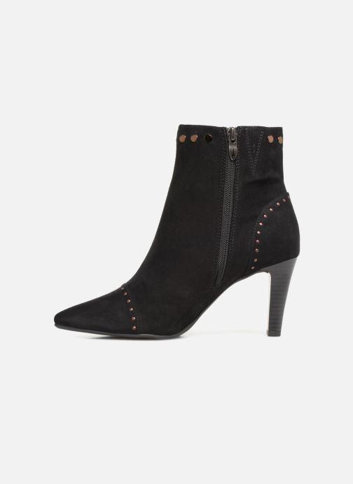 Bottines et boots Tamaris 25049 Noir vue face
