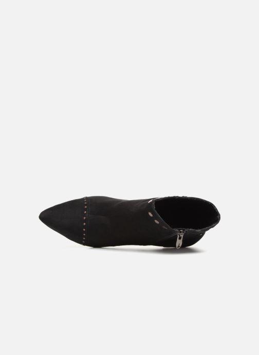 Bottines et boots Tamaris 25049 Noir vue gauche