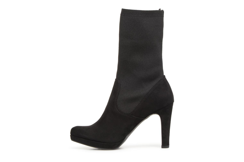 Bottines et boots Tamaris 25089 Noir vue face
