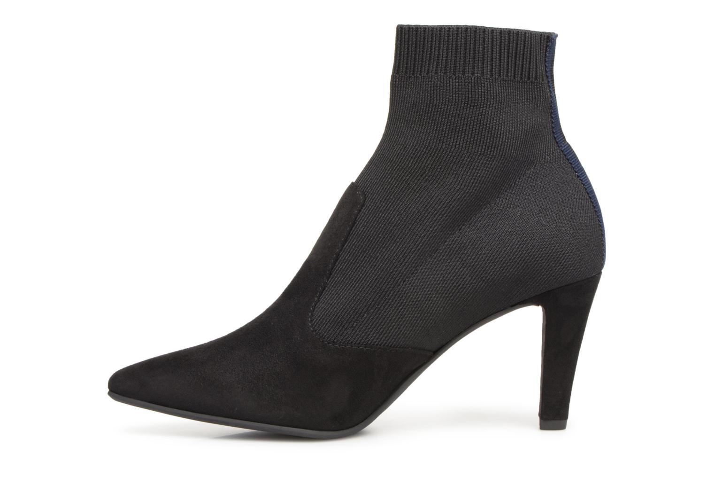 Bottines et boots Tamaris 25094 Noir vue face