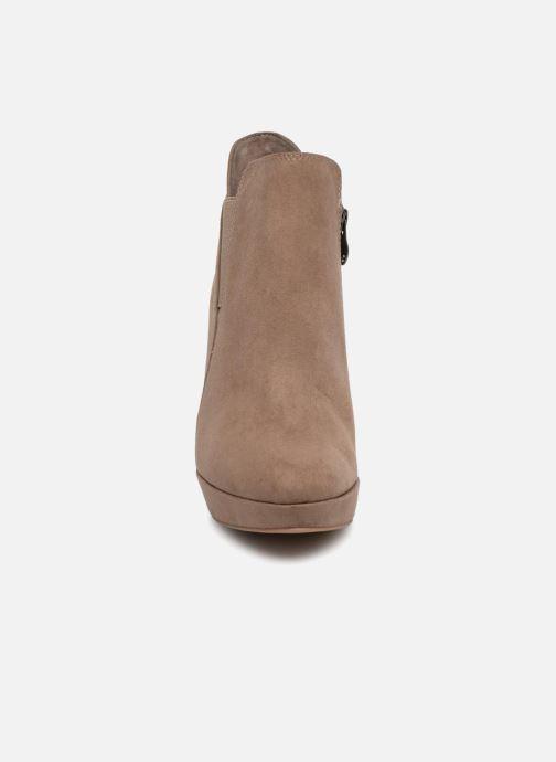 Bottines et boots Tamaris 25323 Beige vue portées chaussures