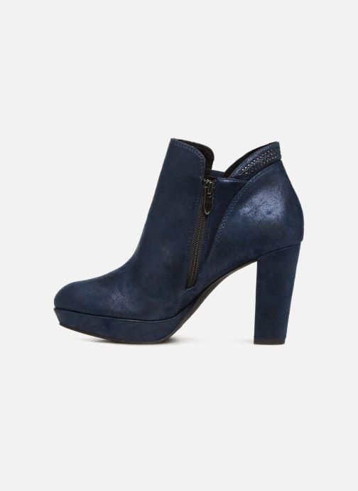 Bottines et boots Tamaris 25323 Bleu vue face
