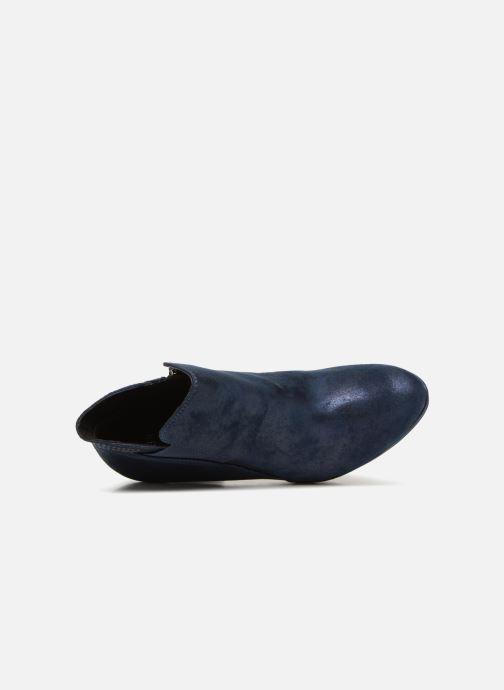 Bottines et boots Tamaris 25323 Bleu vue gauche