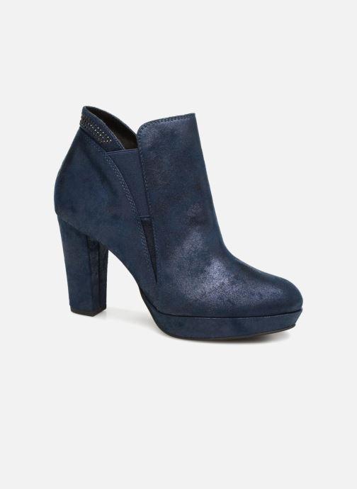 Bottines et boots Tamaris 25323 Bleu vue détail/paire