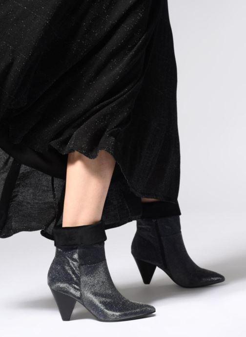 Stiefeletten & Boots Tamaris 25357 schwarz ansicht von unten / tasche getragen