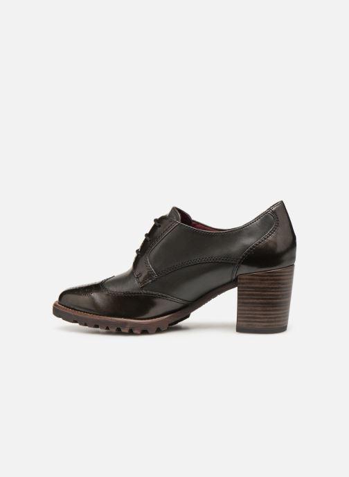 Bottines et boots Tamaris Antonia Gris vue face