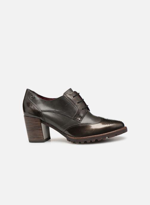 Boots en enkellaarsjes Tamaris Antonia Grijs achterkant
