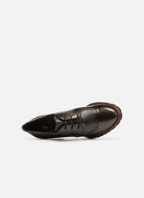 Bottines et boots Tamaris Antonia Gris vue gauche