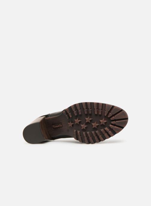 Bottines et boots Tamaris Antonia Gris vue haut