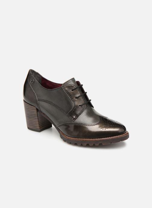 Boots en enkellaarsjes Tamaris Antonia Grijs detail