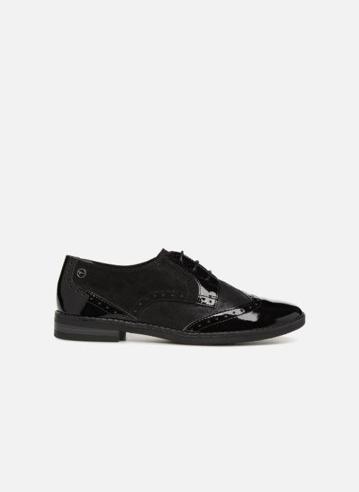 Chaussures à lacets Tamaris 23313 Noir vue derrière