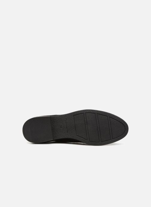 Chaussures à lacets Tamaris 23313 Noir vue haut