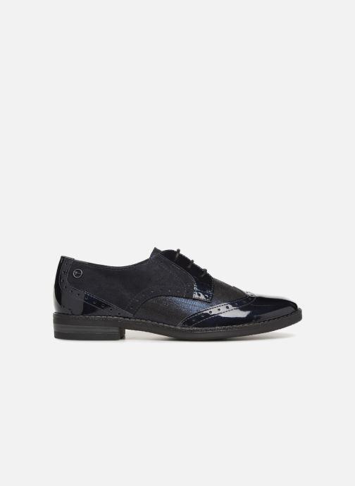 Chaussures à lacets Tamaris 23313 Bleu vue derrière