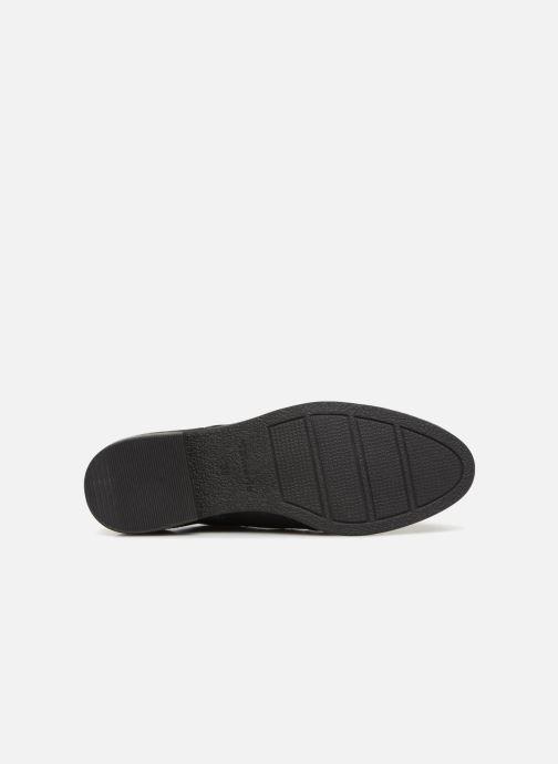 Chaussures à lacets Tamaris 23313 Bleu vue haut