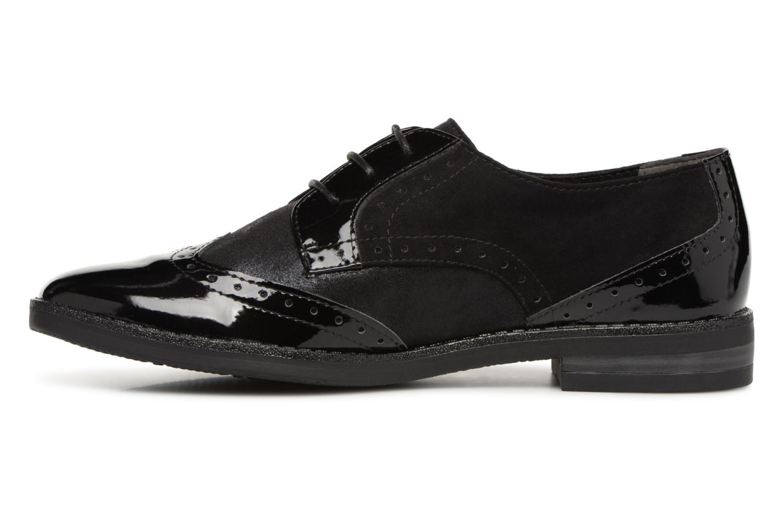 Chaussures à lacets Tamaris 23313 Noir vue face
