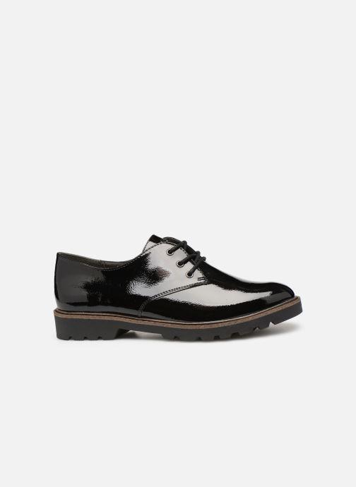 Lace-up shoes Tamaris 23742 Black back view