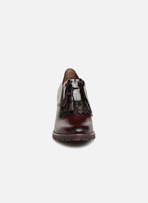 Bottines et boots Tamaris 24410 Bordeaux vue portées chaussures