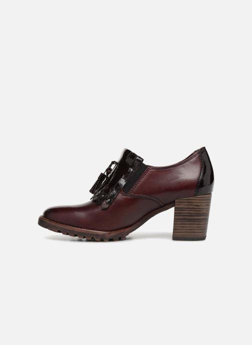 Bottines et boots Tamaris 24410 Bordeaux vue face