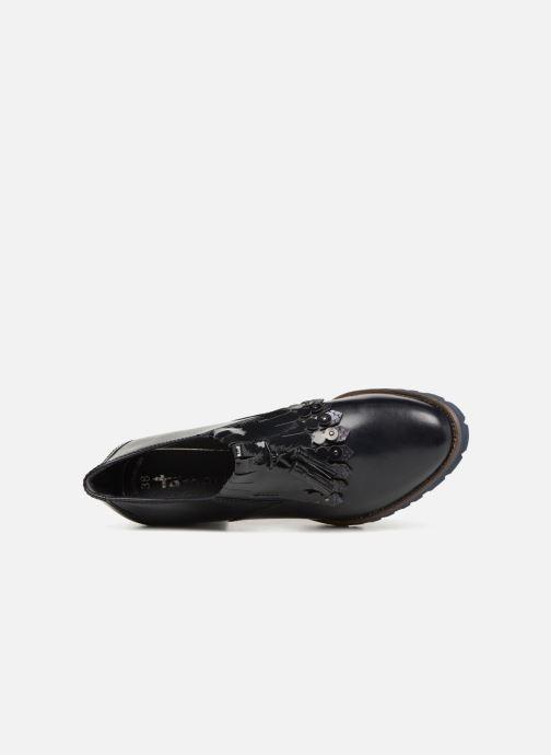 Bottines et boots Tamaris 24410 Bleu vue gauche