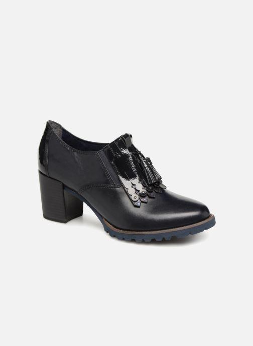 Bottines et boots Tamaris 24410 Bleu vue détail/paire