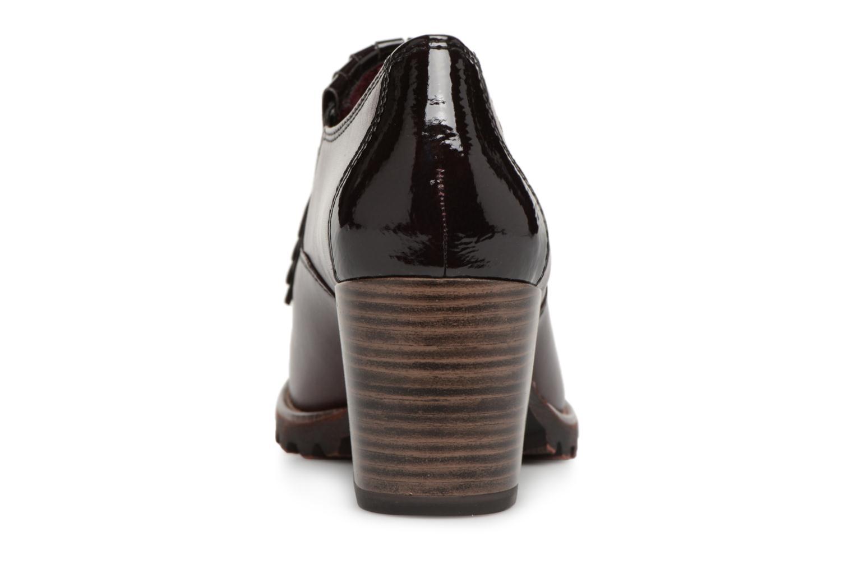 Bottines et boots Tamaris 24410 Bordeaux vue droite
