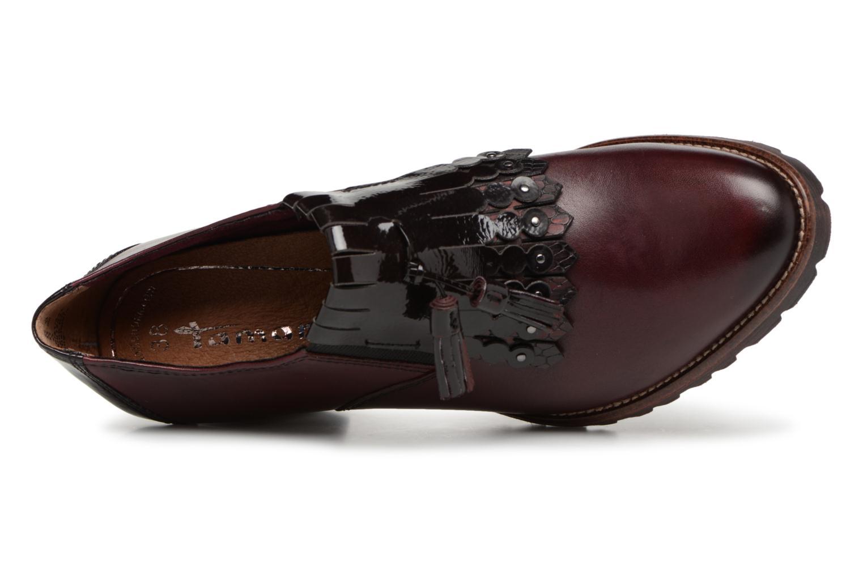 Bottines et boots Tamaris 24410 Bordeaux vue gauche