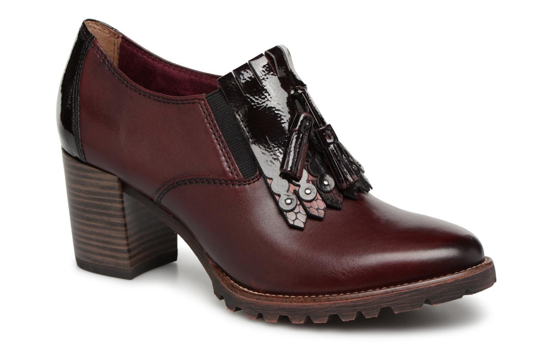 Bottines et boots Tamaris 24410 Bordeaux vue détail/paire