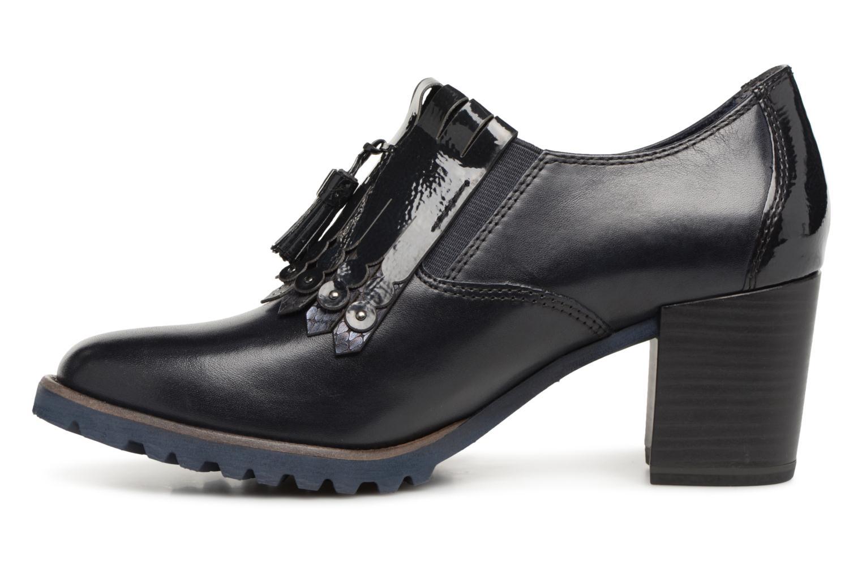 Bottines et boots Tamaris 24410 Bleu vue face