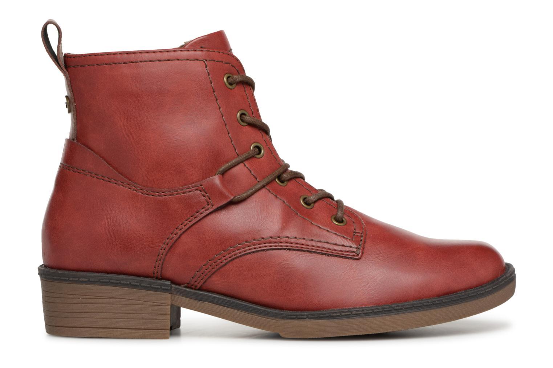 Bottines et boots Tamaris 25116 Rouge vue derrière
