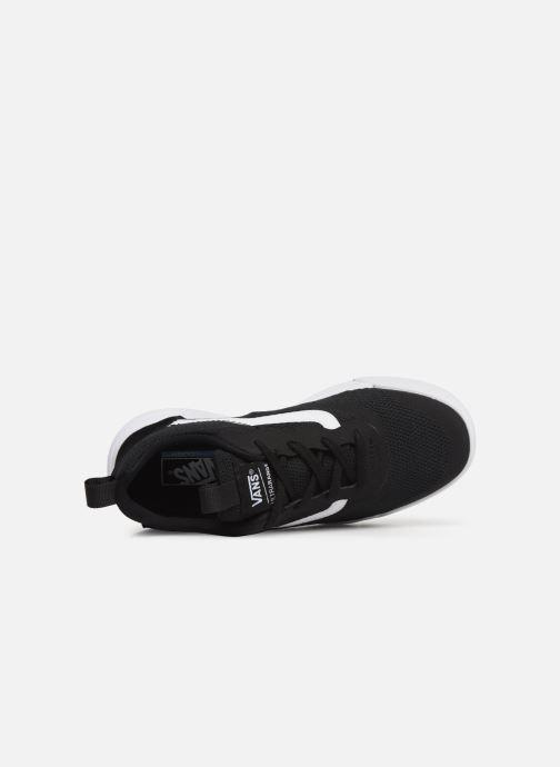 Sneakers Vans UltraRange Rapidweld K Zwart links
