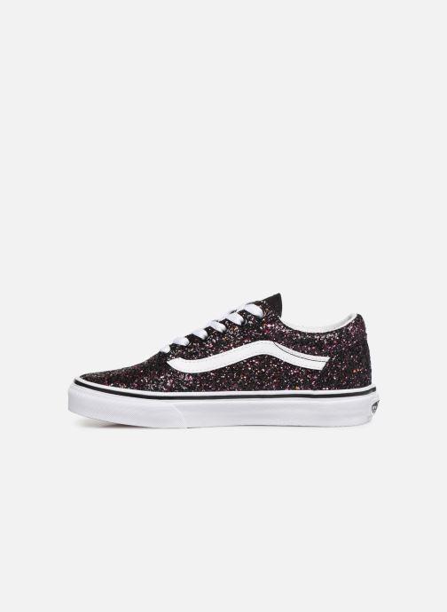 Sneakers Vans Old Skool K Zwart voorkant