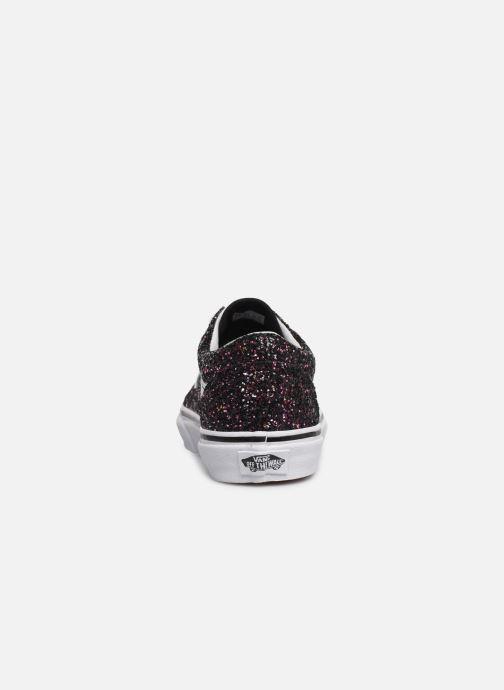 Sneakers Vans Old Skool K Zwart rechts