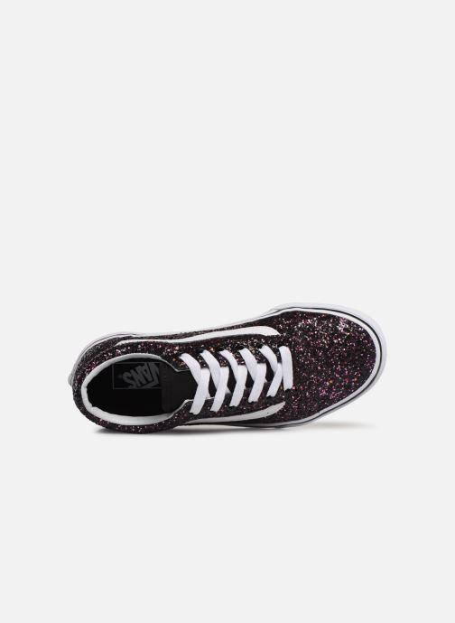 Sneakers Vans Old Skool K Zwart links