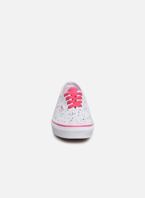 Trainers Vans Authentic K White model view