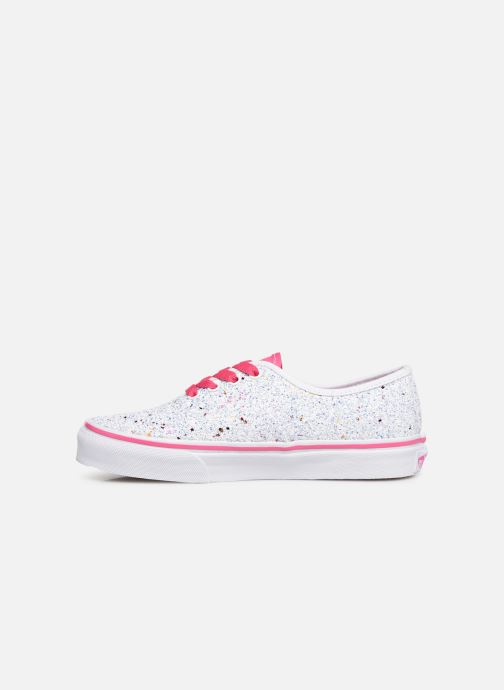 Trainers Vans Authentic K White front view