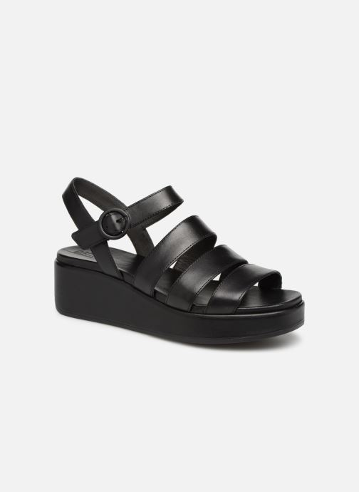 Sandales et nu-pieds Camper Misia K200864 Noir vue détail/paire