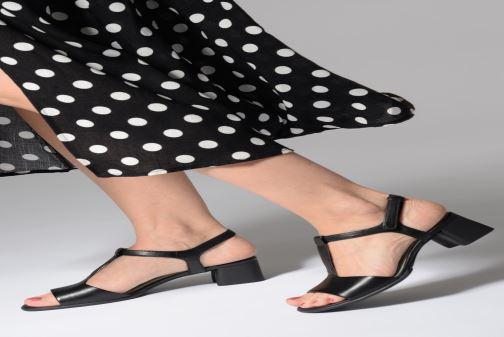 Sandales et nu-pieds Camper Katie Sandal K200835 Noir vue bas / vue portée sac