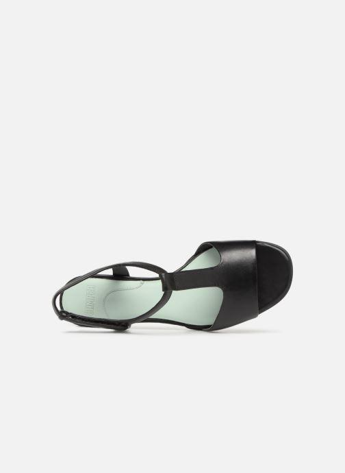Sandales et nu-pieds Camper Katie Sandal K200835 Noir vue gauche