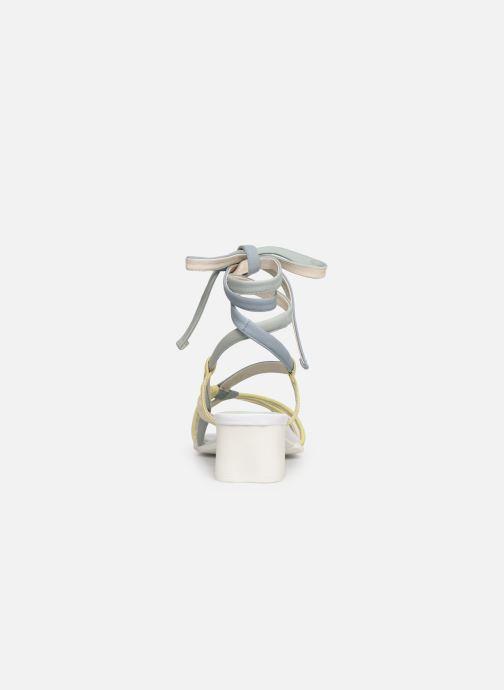 Sandales et nu-pieds Camper TWS K200779 Multicolore vue droite