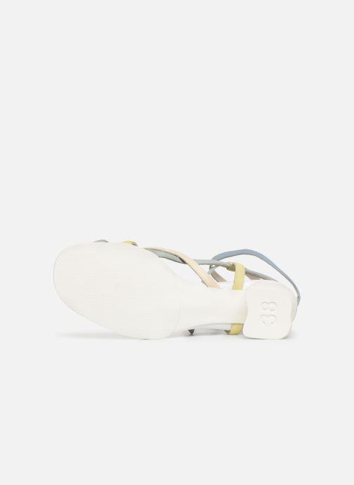 Sandales et nu-pieds Camper TWS K200779 Multicolore vue haut