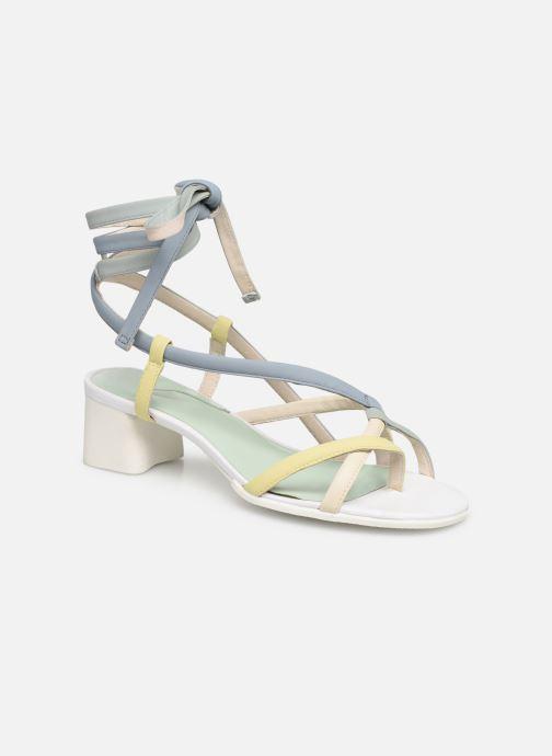Sandales et nu-pieds Camper TWS K200779 Multicolore vue détail/paire
