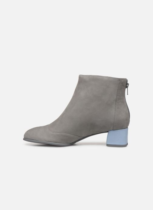 Ankle boots Camper TWS K400359 Grey front view