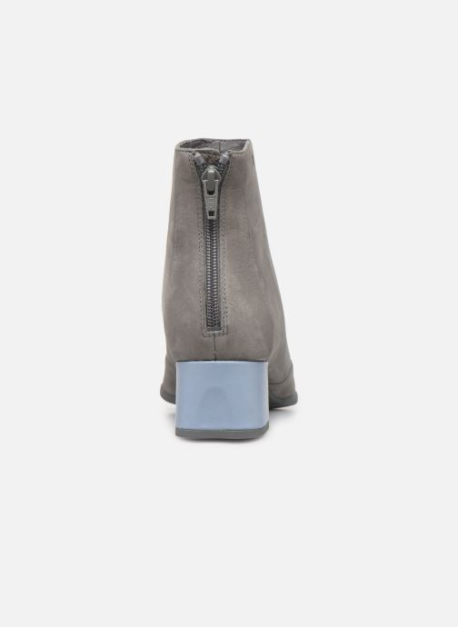 Ankle boots Camper TWS K400359 Grey view from the right