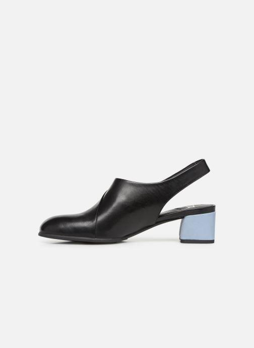 Sandales et nu-pieds Camper TWS K200833 Noir vue face