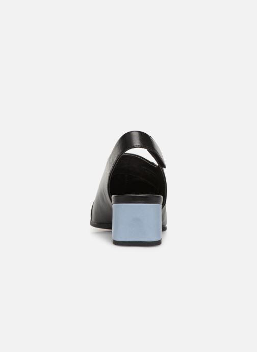 Sandales et nu-pieds Camper TWS K200833 Noir vue droite
