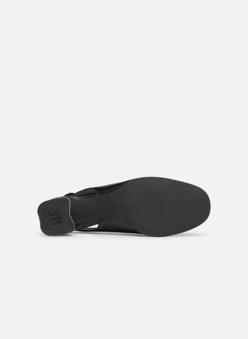 Sandales et nu-pieds Camper TWS K200833 Noir vue haut