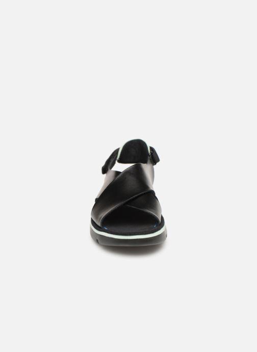 Sandalen Camper Oruga Sandal K200157 Zwart model