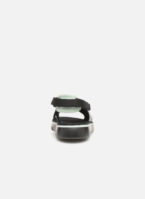 Sandales et nu-pieds Camper Oruga Sandal K200157 Noir vue droite