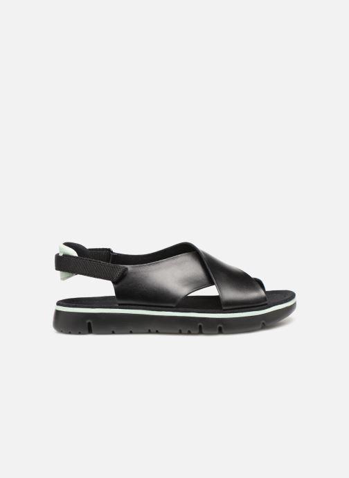 Sandales et nu-pieds Camper Oruga Sandal K200157 Noir vue derrière